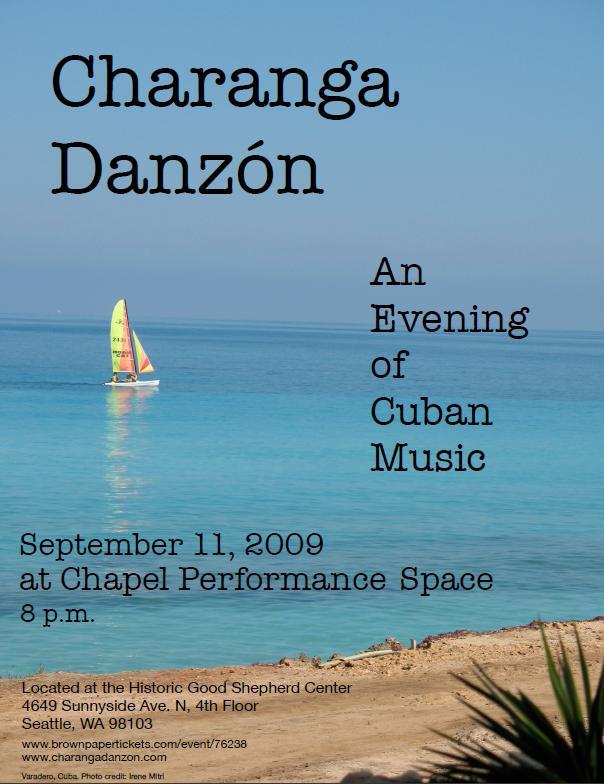 Charanga Danzon Concert - September 11, 2009